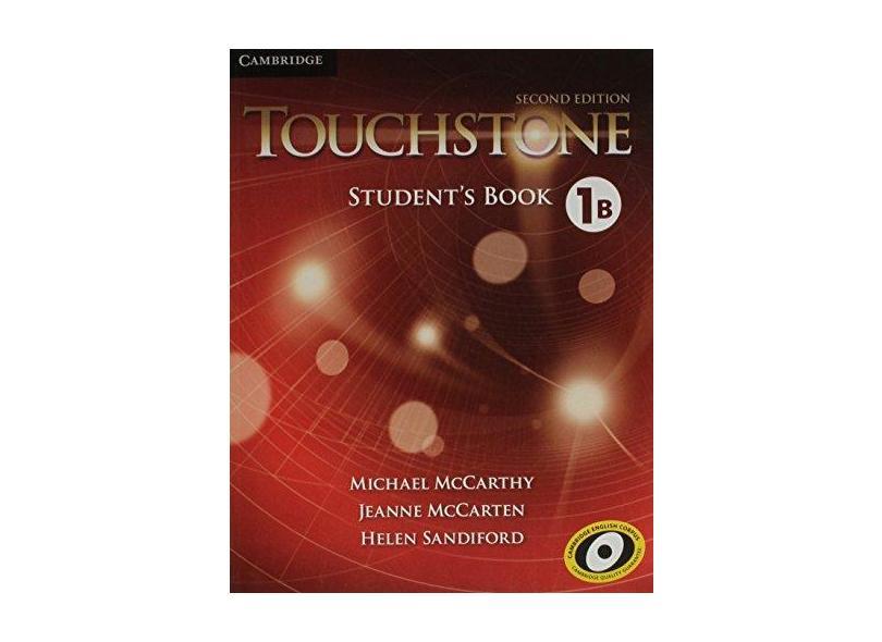 Touchstone 1 Students Book B - 2Nd Ed - Cambridge University - 9781107653450