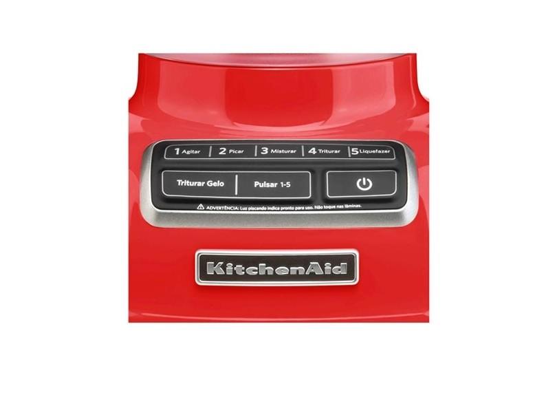Liquidificador KUA15AV KitchenAid 1.7 l 5 Velocidades 650 W
