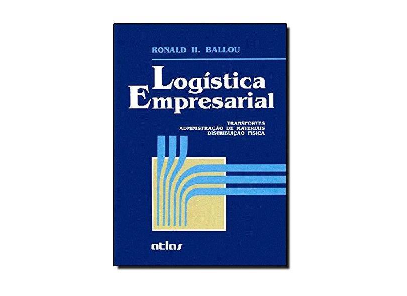 Logística Empresarial - Ballou, Ronald H. - 9788522408740