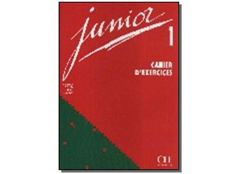 Junior 1: Cahier d'exercices - M. Butzbach - 9782090333558