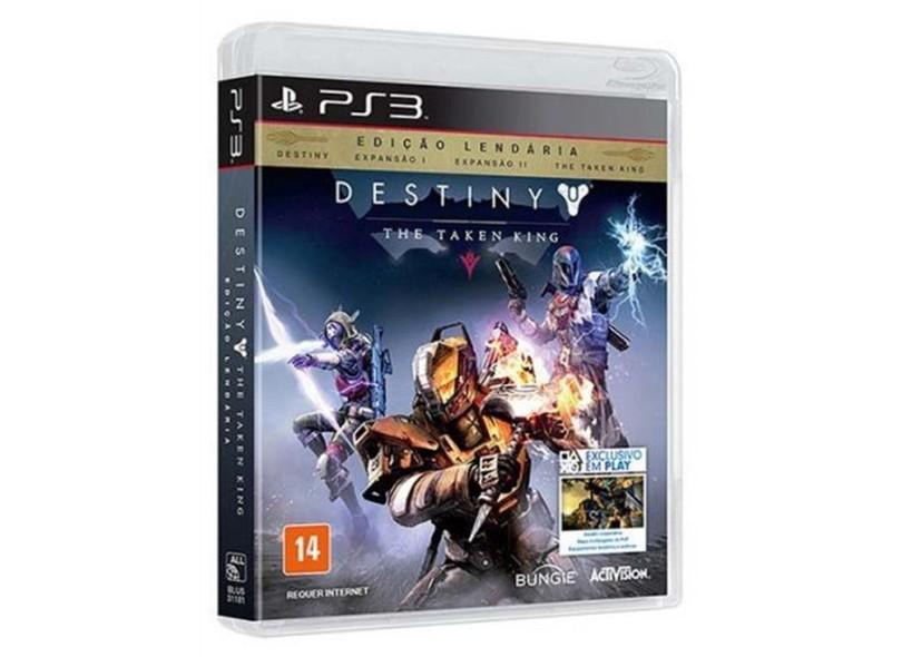 Jogo Destiny The Taken King PlayStation 3 Activision