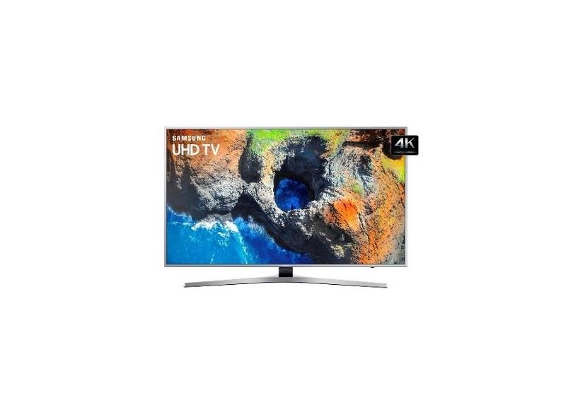 "Smart TV TV LED 55 "" Samsung 4K UN55MU6400"