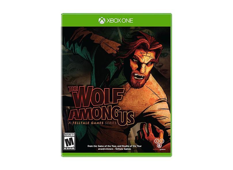 Jogo The Wolf Among Us Xbox One Telltale