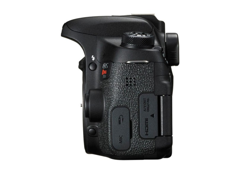 Câmera Digital DSLR(Profissional) Canon EOS 24.2 MP Full HD Rebel T6s