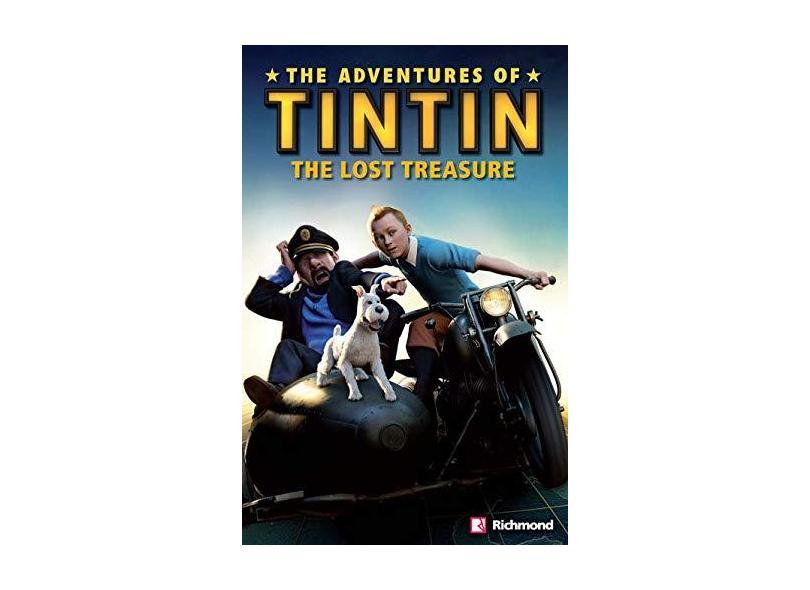 The Adventures Of Tintin: The Lost Treasure + CD de Áudio - Nível 3 - Shipton Paul - 9781908351418