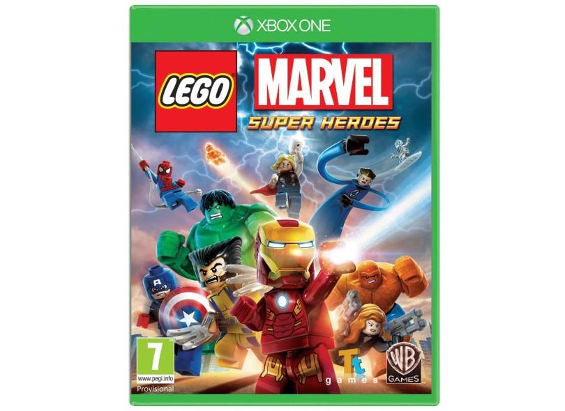 Jogo Lego Marvel: Super Heroes Xbox One Warner Bros