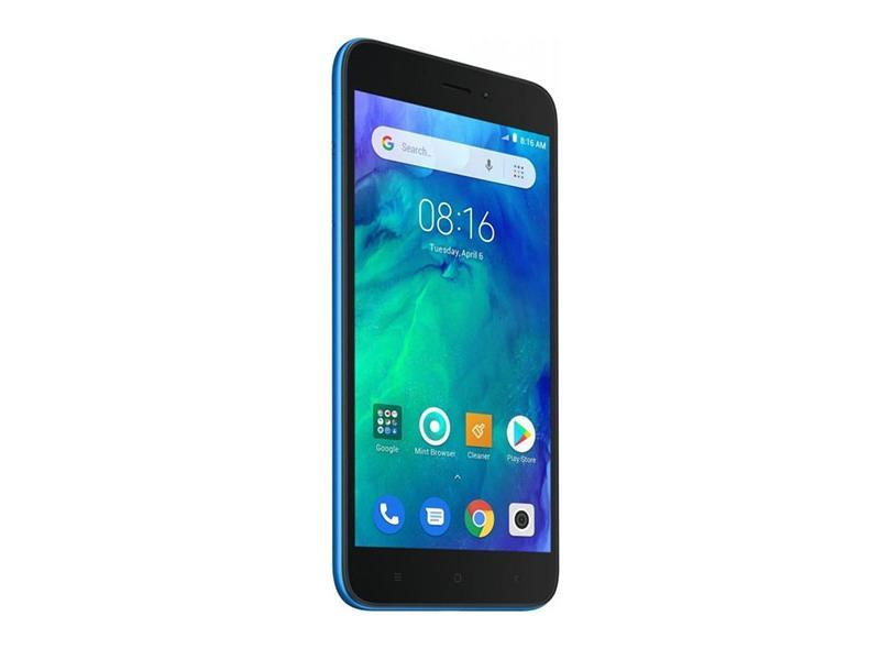Smartphone Xiaomi Redmi Go 16GB 8.0 MP 2 Chips Android 8.1 (Oreo) 4G Wi-Fi