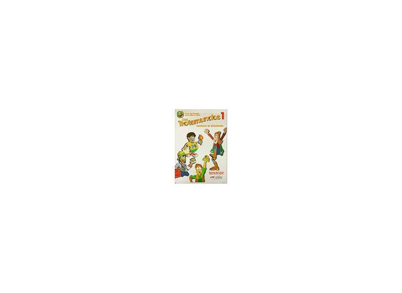Trotamundos 1 Cuaderno De Actividades - Fernando Marin Arrese - 9788477112068