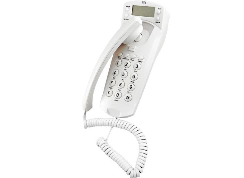 Telefone com Fio Vec Gôndola 46i V9