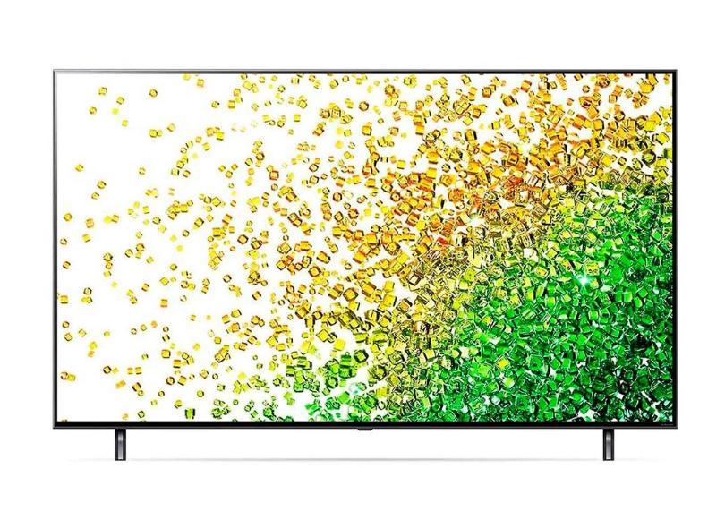 """Smart TV TV Nano Cristal 65 """" LG ThinQ AI 4K HDR 65NANO85SPA 4 HDMI"""