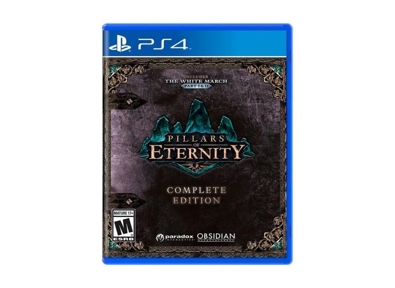Jogo Pillars of Eternity PS4 Obsidian Entertainment