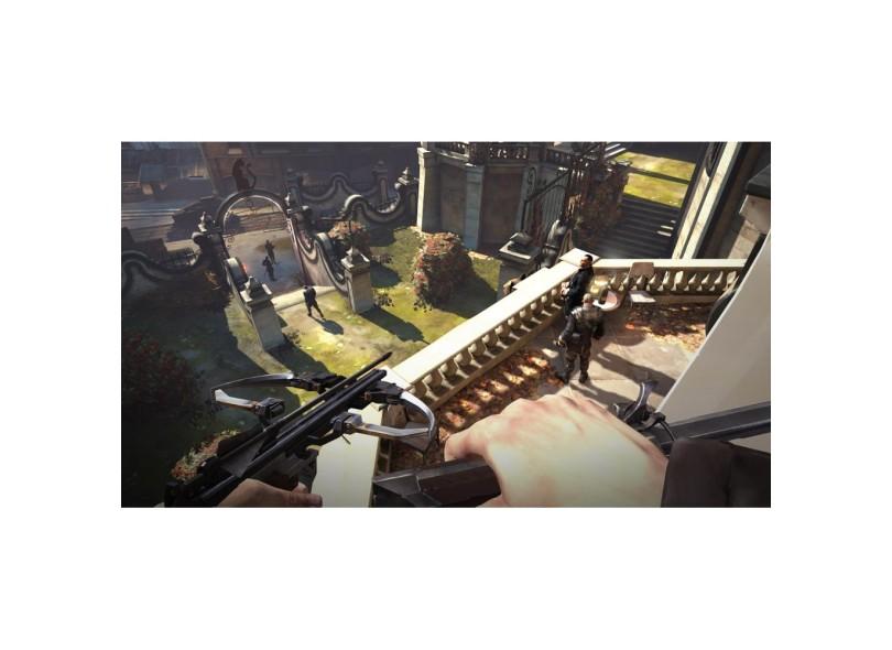 Jogo Dishonored Bethesda PlayStation 3