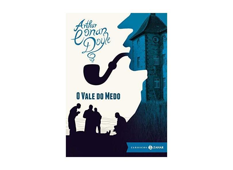 O Vale Do Medo - Doyle, Arthur Conan - 9788537814765