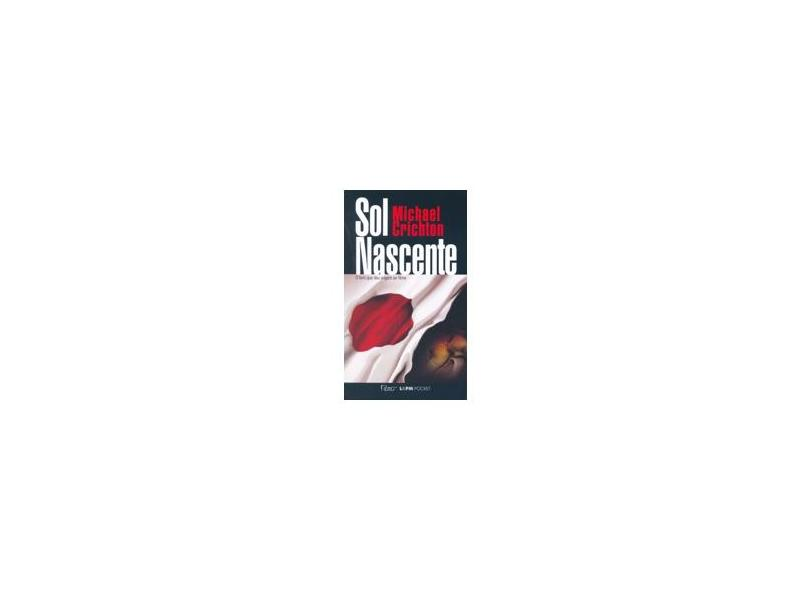 Sol Nascente - Crichton Michael - 9788525418029