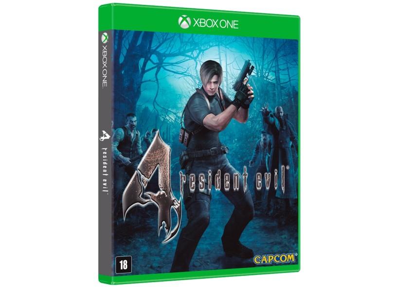 Jogo Resident Evil 4 Xbox One Capcom