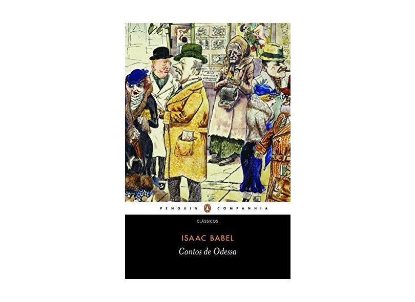 Contos De Odessa - Isaac Babel - 9788582850206