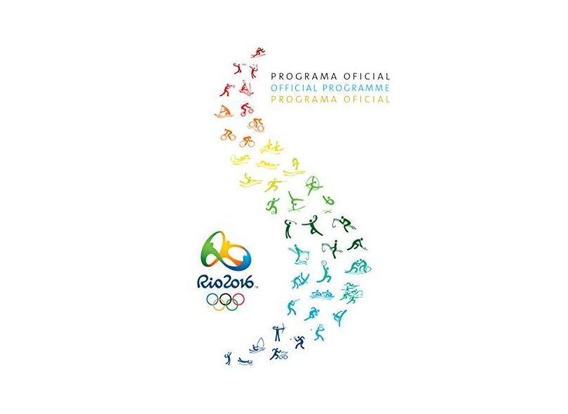 Programa Oficial - Rio 2016 - Editora Leya - 9788577346226