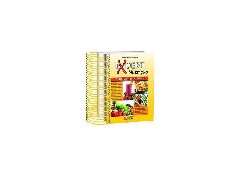 Expert Nutrição - Mendonça, Rejane Teixeira - 9788533924956