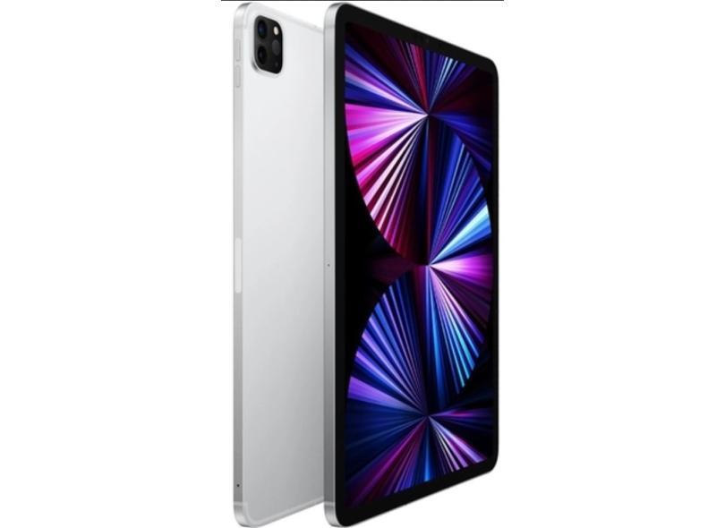 """Tablet Apple iPad Pro 5ª Geração Apple M1 4G 512.0 GB Liquid Retina 12.9 """" iPadOS 14"""
