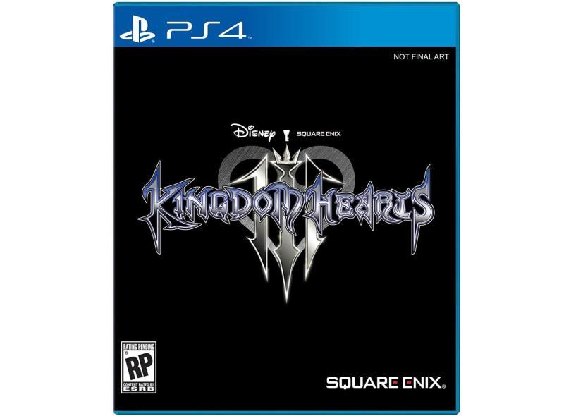 Jogo Kingdom Hearts III PS4 Square Enix