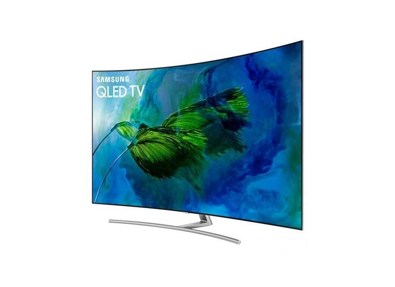 "Smart TV TV QLED 75 "" Samsung Q8C 4K QN75Q8CAMG"