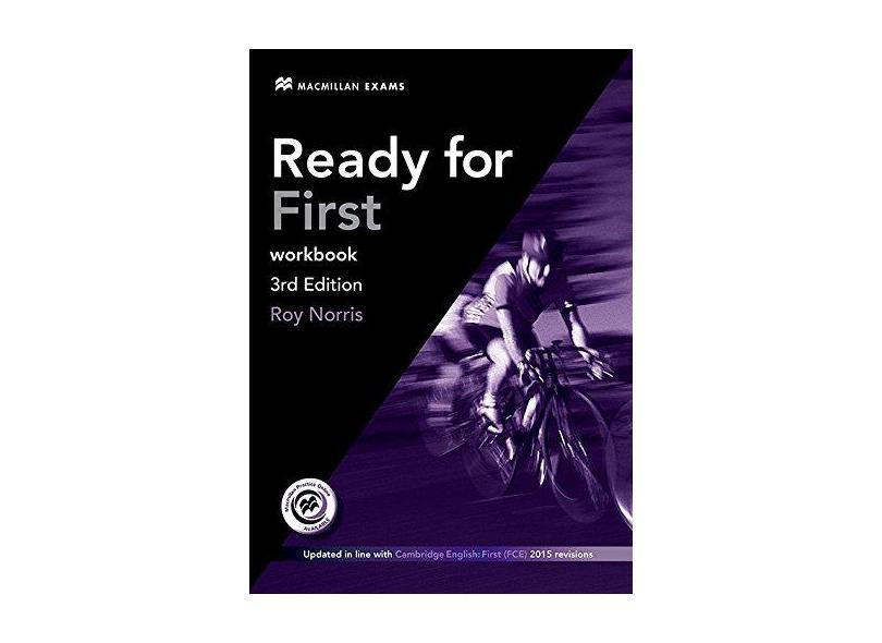 Ready For First - Workbook - Macmillan Exams - 3Rd Edition - Editora Macmillan - 9780230440067
