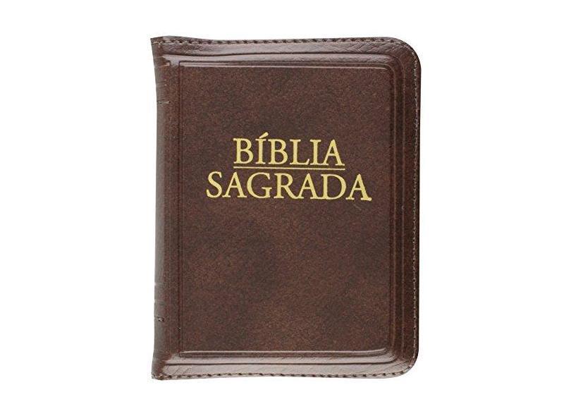 Bíblia Sagrada - Nova Tradução na Linguagem de Hoje - Bolso Zíper - Editora Paulinas - 9788535615999