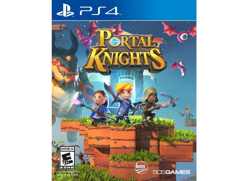 Jogo Portal Knights PS4 505 Games