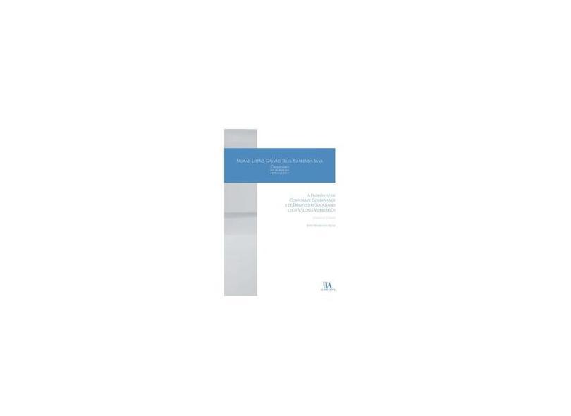 A Propósito De Corporate Governance E De Direito Das Sociedades E Dos Valores Mobiliários - Silva,joão Soares Da - 9789724075341