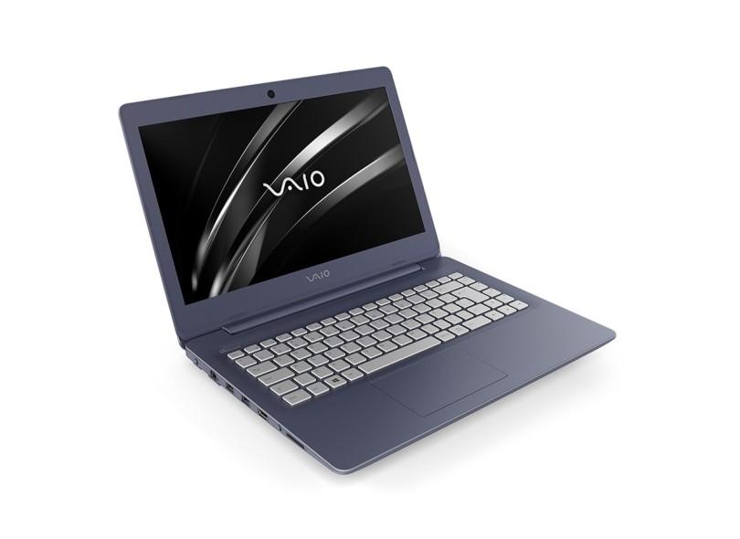 """Notebook Vaio C14 Intel Core i7 6500U 7ª Geração 8 GB de RAM 1024 GB 14 """" Windows 10 vjc141f11x-b0311l"""
