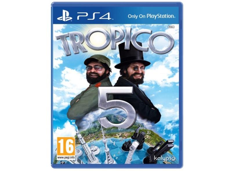Jogo Tropico 5 PS4 Kalypso Media