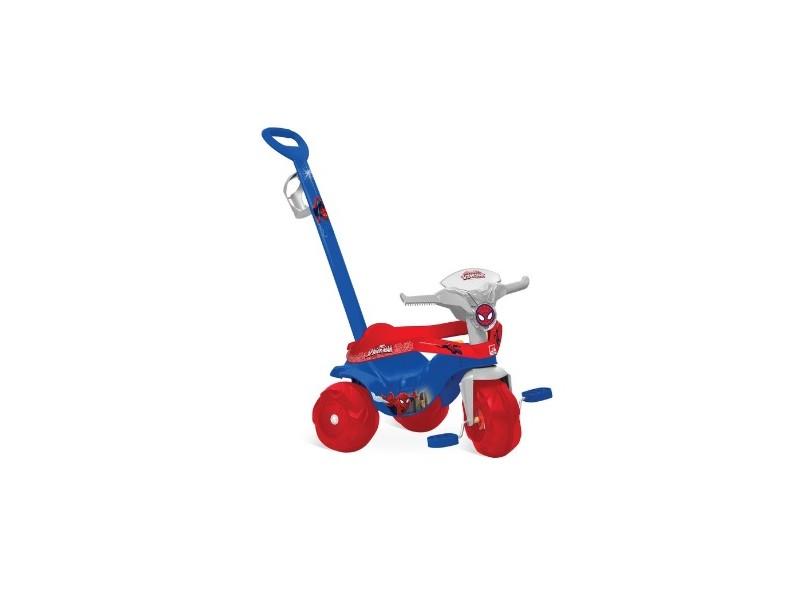 Triciclo com Pedal Bandeirante Homem Aranha 2270