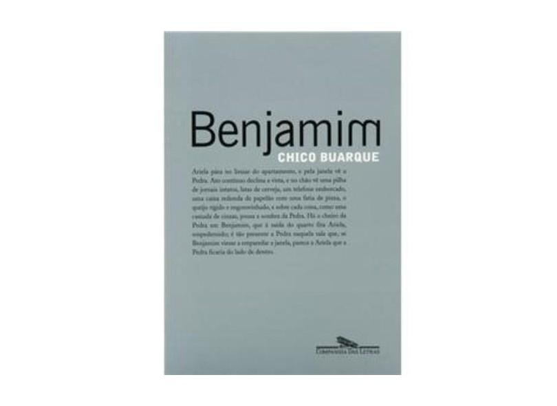 Benjamim - Buarque, Chico - 9788535904833
