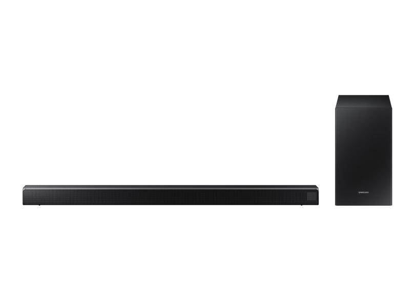 Home Theater Soundbar Samsung 320 W 2.1 Canais HW-R550
