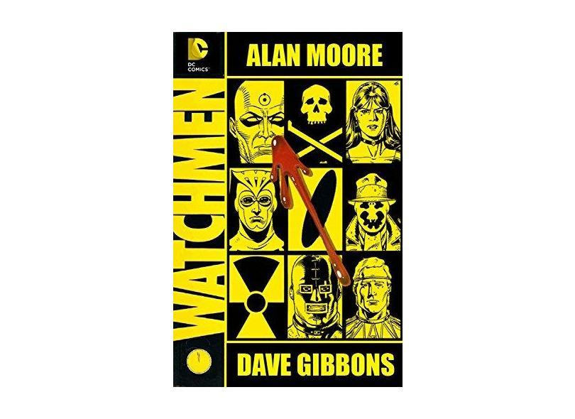 Watchmen - Deluxe Edition - Capa Dura - 9781401238964