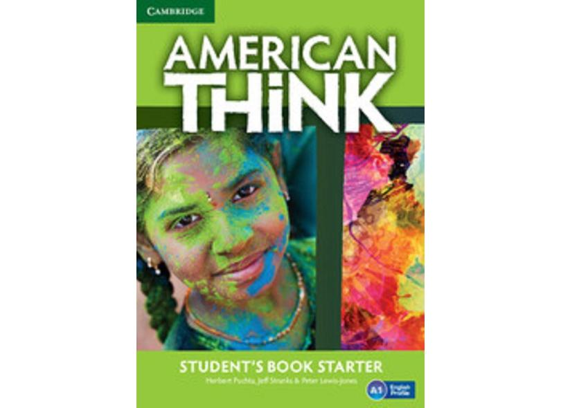 American Think Starter Student's Book - Herbert Puchta - 9781107598195
