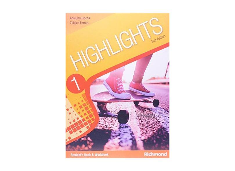 Highlights 1 - Capa Comum - 9788516094065