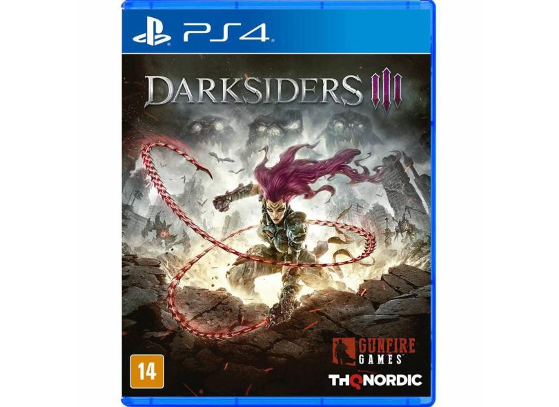 Jogo Darksiders III PS4 THQ Nordic