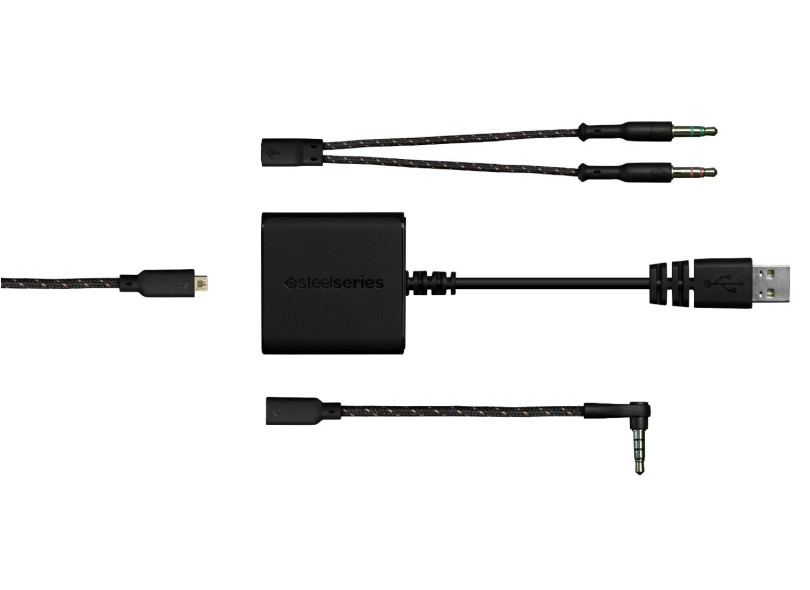 Headset Steelseries 9H