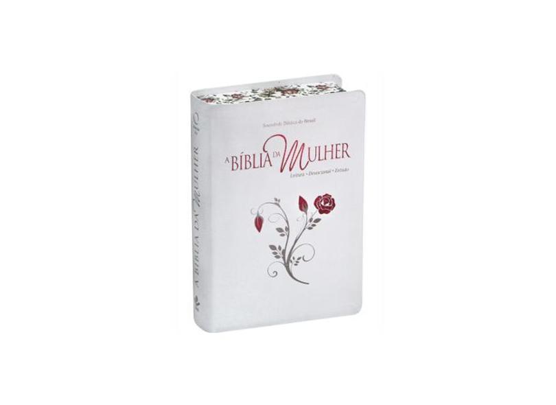 Bíblia da Mulher, A - Novo Formato - Sbb - Sociedade Biblica Do Brasil - 7898521813765