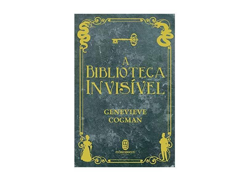 Biblioteca Invisível, A - Genevieve Cogman - 9788592795085