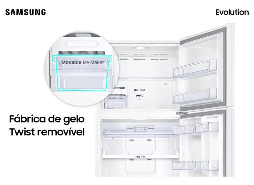 Geladeira Samsung Evolution Frost Free Duplex 460 l RT46