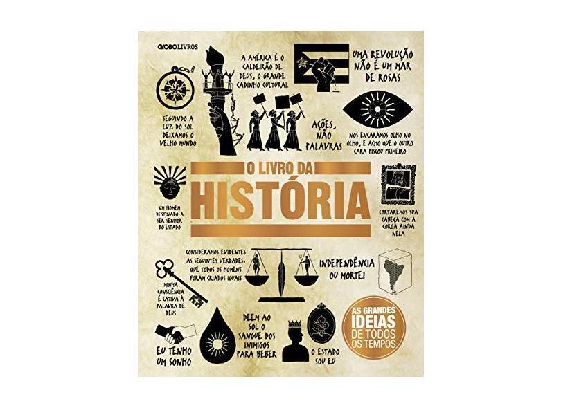 O Livro da História - Editora Globo - 9788525064141