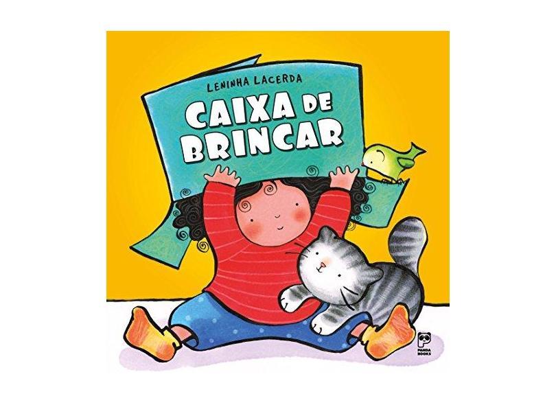 Caixa de Brincar - Leninha Lacerda - 9788578886745