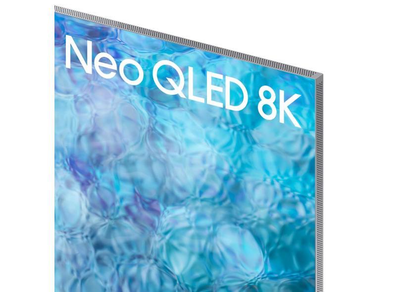 "Smart TV TV Neo QLED 75"" Samsung 8K HDR QN75QN900AGXZD 4 HDMI"