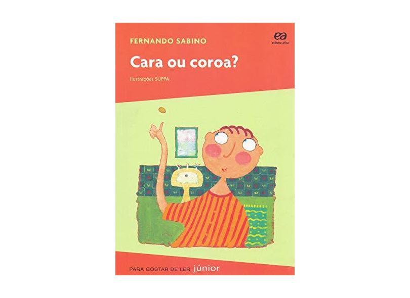 Cara ou Coroa? - Sabino, Fernando - 9788508171897