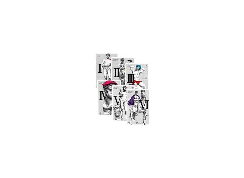 Coleção Thermae Romae - Vol. 1 ao 6 - Yamazaki, Mari - 7898312961538
