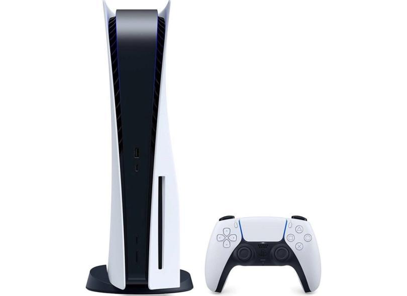 Console Playstation 5 Sony 4K