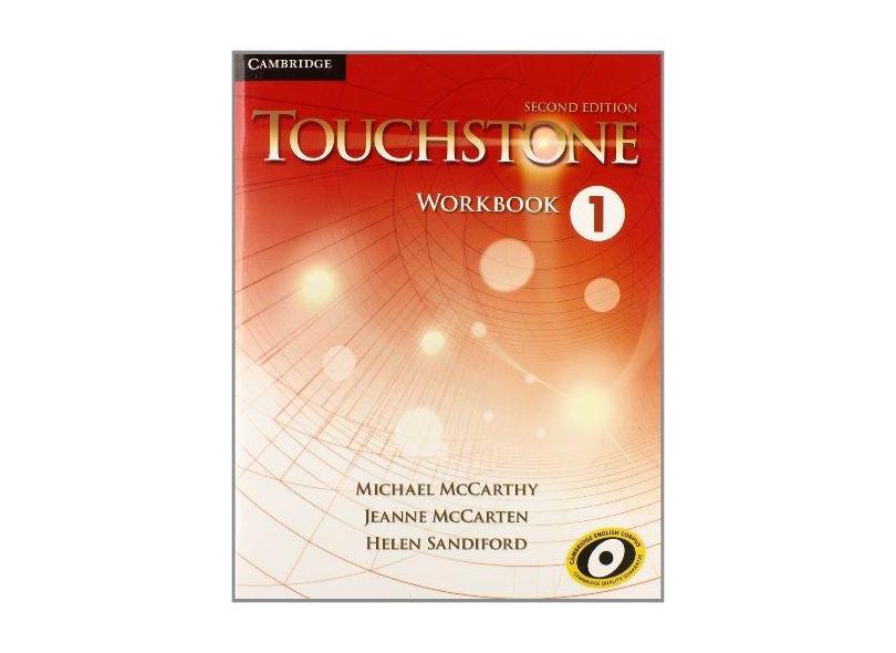 Touchstone Level 1 Workbook - Capa Comum - 9781107639331