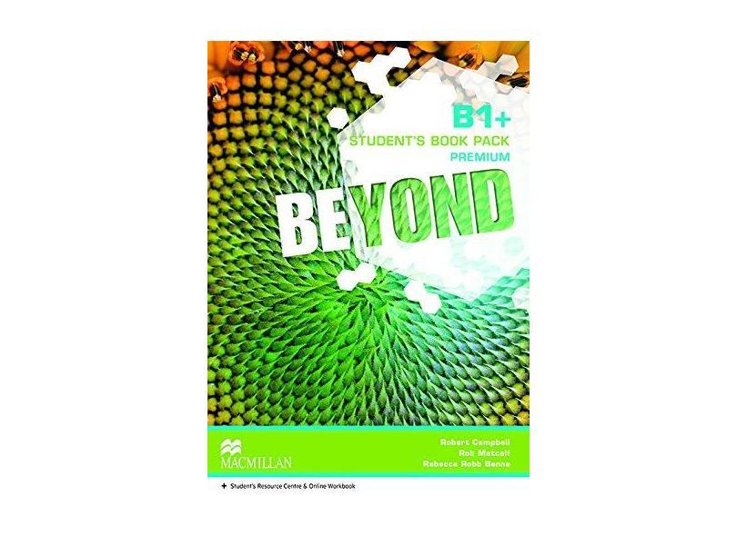 Beyond B1+ - Student's Book - Premium Pack - Campbell,robert - 9780230461437